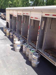 beer delivert